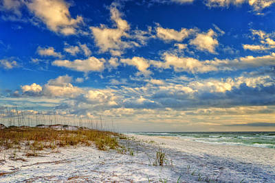 Photograph - Panama City Florida Beach Sunset Dsc00061_16 by Greg Kluempers