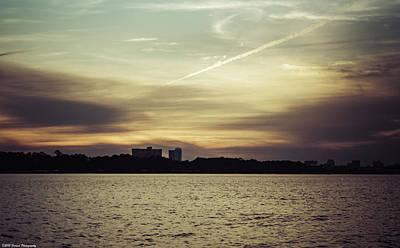 Photograph - Panama City Sunset 2  by Debra Forand