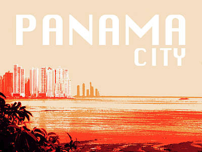 Photograph - Panama City by Tom Tate