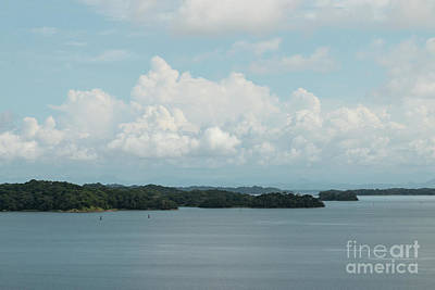 Photograph - Panama Clouds by Ana V Ramirez