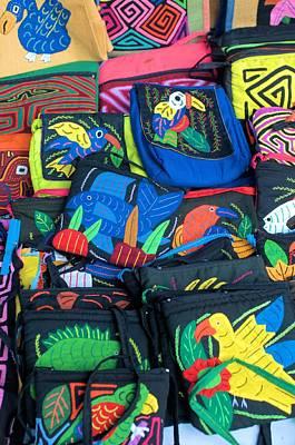 Photograph - Panama  Crafts by Douglas Pike