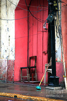 Photograph - Panama Streets by John Rizzuto