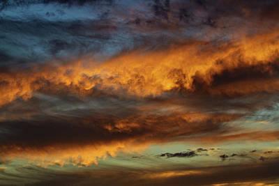 Photograph - Panama Sunset by John Haldane