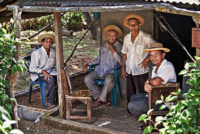Photograph - Panamanians by Tatiana Travelways
