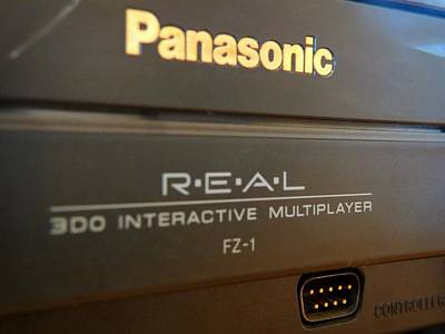 Photograph - Panasonic 3do by Kyle J West