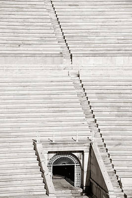 Photograph - Panathenaic Stadium by Songquan Deng