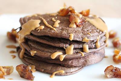 Healthy Photograph - Pancakes Heaven  by Daphne Nierop
