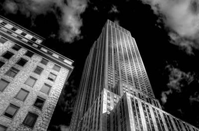 Pandemonium Above Original by Mike  Deutsch