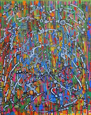 Painting - Pandemonium by Franz Fox