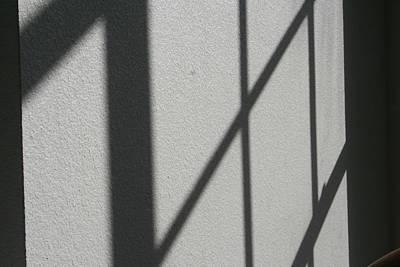 Susana Maria Rosende Photograph - Pane Shadow by Susana Maria  Rosende