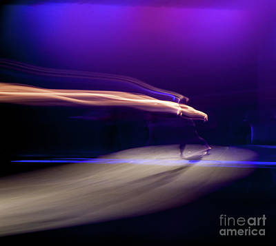 Photograph - Panned Movement by Scott Sawyer
