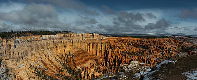 Photograph - Panorama Of Bryce Canyon by Mike Shaw