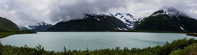 Photograph - Panorama Of Cold Lake by Gloria Anderson