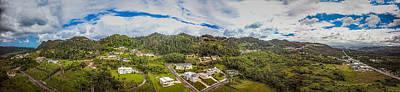 Wall Art - Photograph - Panorama Of Manati by Giovanni Arroyo