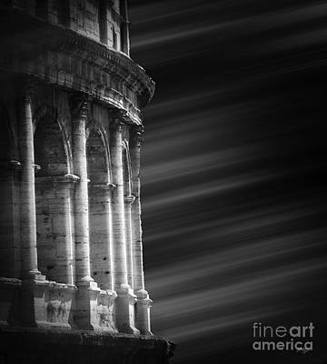 Photograph - Panorama Of Roma by Stefano Senise
