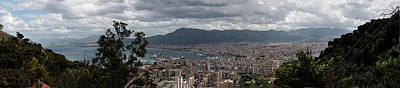 Photograph - Panorama Palermo by Patrick Boening