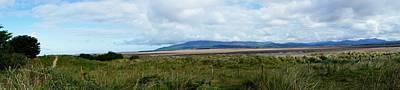 Barrow In Furness Wall Art - Photograph - Panorama Rohan Head by Peter Jenkins