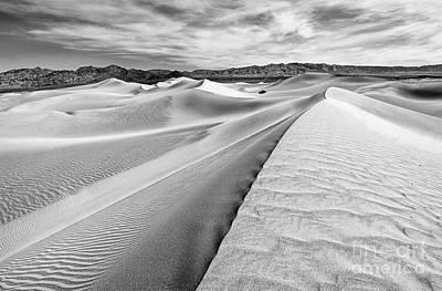 Endless Dunes Art Print by Jamie Pham