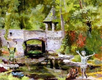 Pans Garden Original by Alicia Drakiotes