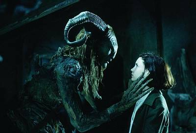 Digital Art - Pan's Labyrinth by Super Lovely