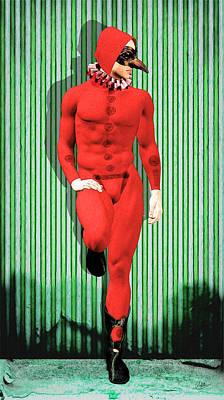 Pantaloon Art Print