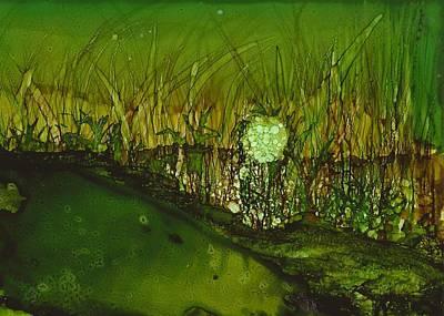 Joy Dorr Painting - Pantanal by Joy Dorr
