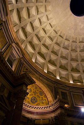 Photograph - Pantheon 1 by Art Ferrier