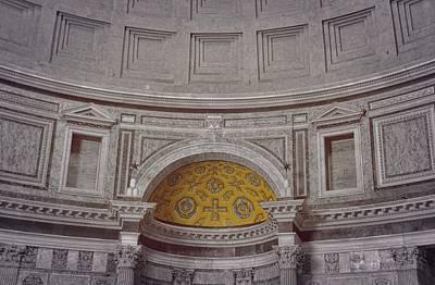 Photograph - Pantheon Altar by JAMART Photography
