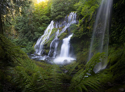 Photograph - Panther Falls by Tod Colbert