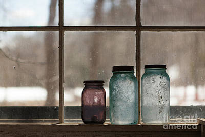 Photograph - Pantry Jars by Nicki McManus