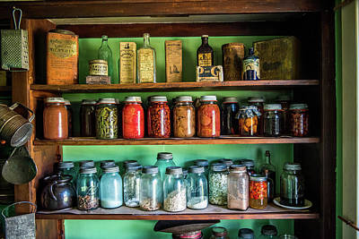 Photograph - Pantry by Paul Freidlund