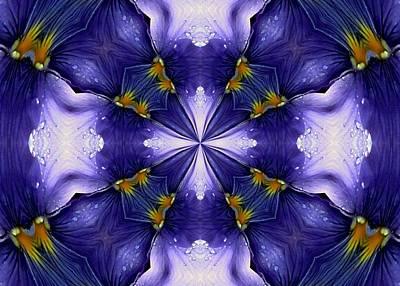 Digital Art - Panzymania Dew by Max DeBeeson