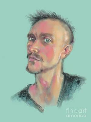Paolo Art Print