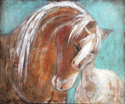 Painting - Papa Love by Lynne Furrer