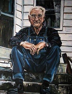 Painting - Papaw by Lord Toph
