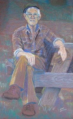 Painting - Papaw by Susan Brooks