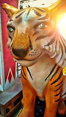 Photograph - Paper Panthera by JAMART Photography