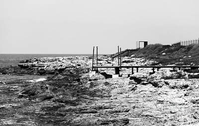 Photograph - Paphos Dock by John Rizzuto