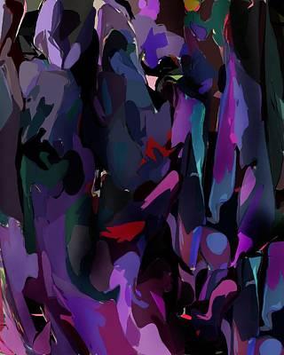 Digital Art - Parade by David Lane