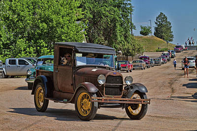 Photograph - Parade Day In Elbert by Alana Thrower