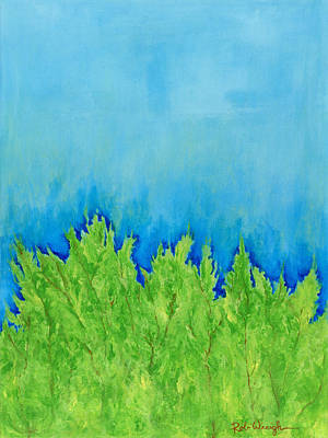 Painting - Paradigm by Robin  Winningham