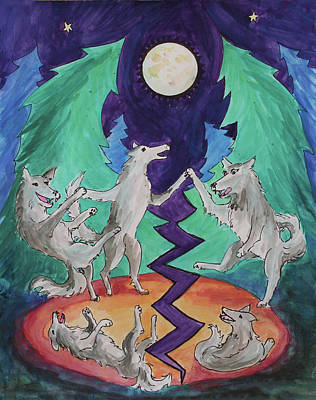 Paradigm Shift Original by Bonnie Kelso