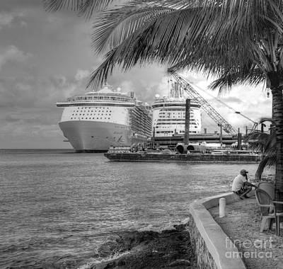 Photograph - Paradise And Progress by Bill Hamilton