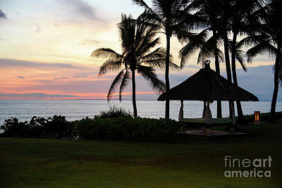 Photograph - Paradise At Dusk by Sandy Molinaro
