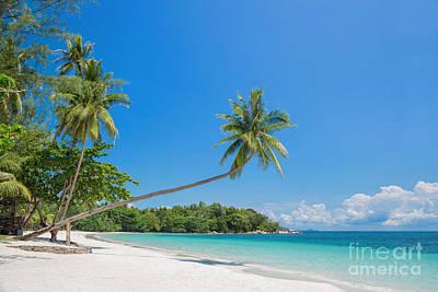 Asian Landscape Photograph - Paradise Beach by Delphimages Photo Creations