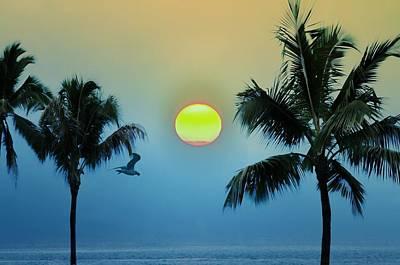 Island Paradise Digital Art - Paradise by Bill Cannon