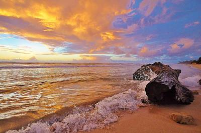 Photograph - Paradise Crashing by Jonathan Bayani