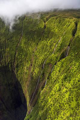 Photograph - Paradise Falls by Dustin  LeFevre