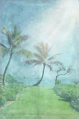 Digital Art - Paradise Found II by Ramona Murdock