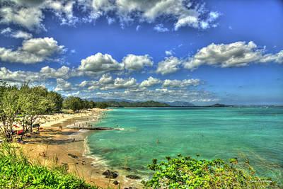 Photograph - Paradise Found Kailua Beach Park Oahu Hawaii Art by Reid Callaway